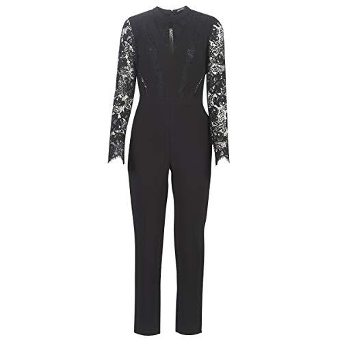 Guess RIKKY jumpsuit/broek voor dames, zwart, jumpsuit/broek.