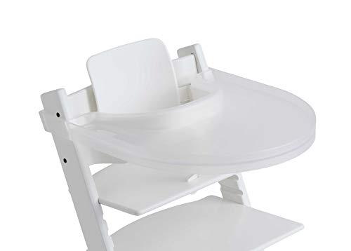 PlayTray Tisch, passend für den Tripp Trapp Hochstuhl, Transparent