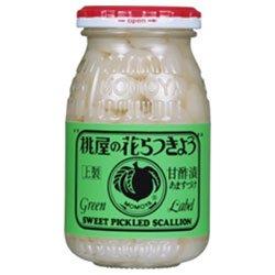 桃屋 花らっきょう 115g瓶×12個入×(2ケース)