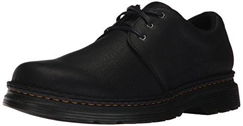 Dr. Martens Men's Hazeldon Loafer, Black, 8 Medium UK (9 US)