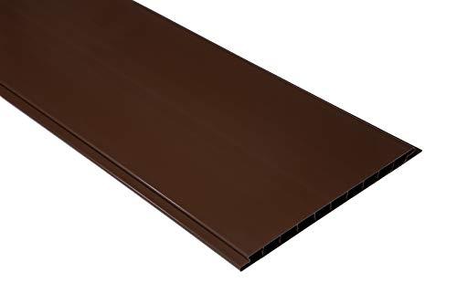 1 qm | Paneele | Wandverkleidung | Auswahl | 200x16cm | HEXIM | PP16-09 braun