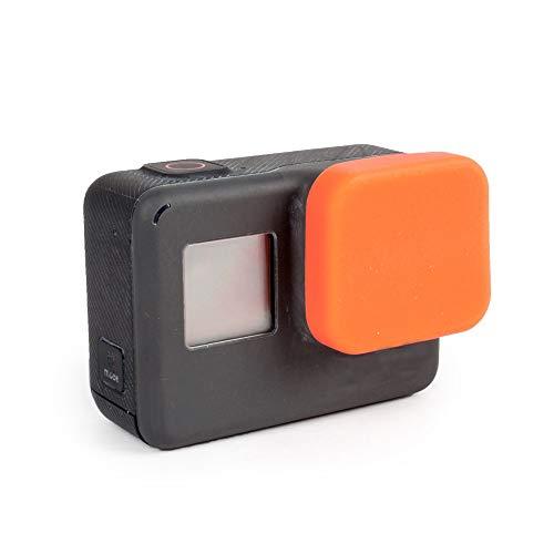 ALIKEEY accessoires Nieuwste zachte siliconen beschermkap lensdop voor GoPro Hero 5 6 7 camera