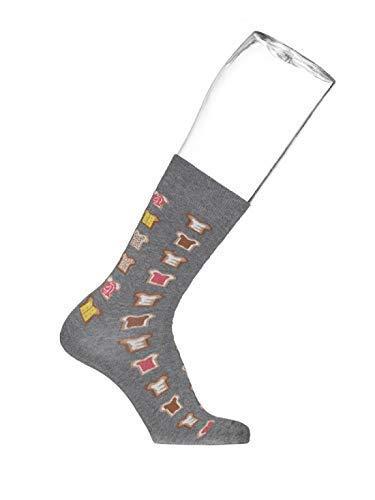 Bonnie Doon Sandwich Sock Herren Socken 40/46