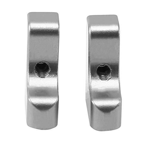 Ellenbogenorthese-LQ RC Servo 1/18 Rc piezas de coche piezas de metal para A949 A959-B A969-B A979-B, gris