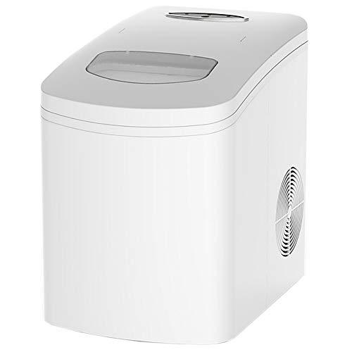 LOKIH Eismaschine, Nach Hause Mini Kleine Gewerbliche Eisbereiter, Kugelförmig Zylindrische Eiswürfel EIS in 8 Minuten, Ruhig Machen Und Einfach Zu Bedienen