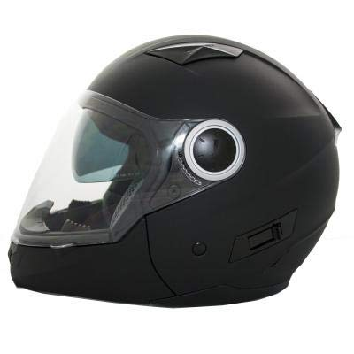 Casco Moto Convertible (Integral/Abierto) LEM - Multi , COLOR BRILLO ó MATE (L)