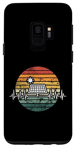 Galaxy S9 Solar Power Heartbeat...