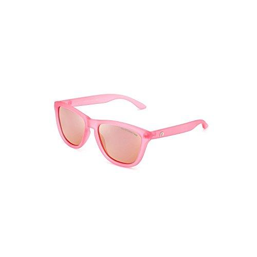 CLANDESTINE Model Little Kids Crystal Coral Rose - Gafas de Sol Polarizadas Niños