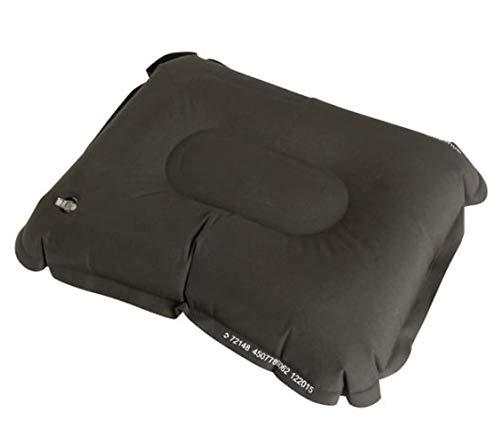 Cuscino gonfiabile ultraleggero, facile da trasportare: volume 0,4 l e peso 100 g, dimensioni 27 x 37 x 10 cm