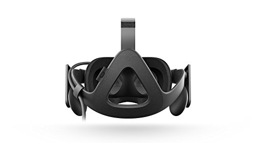 Oculus Rift - Next-generation Virtual Reality Gaming Headset 3D Monitor(Versin EE.UU., importado)