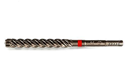 Hilti Bohrer TE-CX SDS PLUS Steinbohrer Hammerbohrer TECX 4 Schneiden alle Größen (1x 14/170 mm)