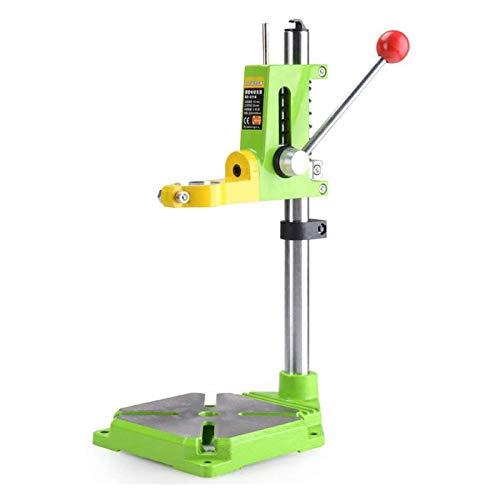 Soporte para taladro de suelo, mesa para taladro, reparación, abrazadera de herramientas para taladrar, pinza de sujeción, taladro de prensa