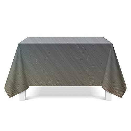 DREAMING-Aurora Textur Kunst Tischdecke Home Esstisch Stoff Tv-Schrank Couchtisch Stoff Runde Tisch Tischset 140cm * 200cm