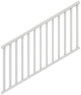 Veranda 6 ft. x 36 in. White Traditional Stair Kit