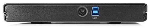 HP DVDRW (R DL) / DVD-RAM Drive - External, Jack Black (K9Q83AT)