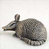 Armadillo Miniature Figurine