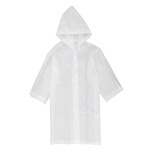 Toyvian - Radsport-Jacken für Jungen in Weiß, Größe freie Größe