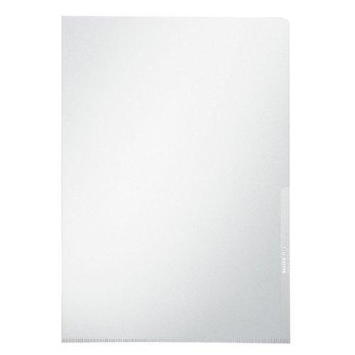 Leitz Sichthüllen Spitzenqualität/4100-00-03 A4 farblos Inh.100