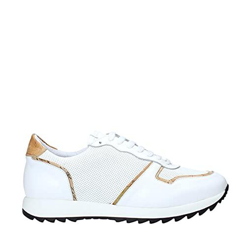 scarpe uomo alviero martini Alviero Martini 1a classe Sneakers Uomo Bianco P170 306a