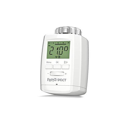 AVM FRITZ!DECT 300 (Intelligenter Heizkörperregler für das Heimnetz, für alle gängigen Heizkörperventile)
