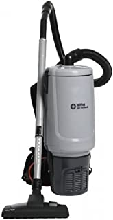 NILFISK 10 qt. 110-120V, 1300W Backpack Vacuum Cleaner