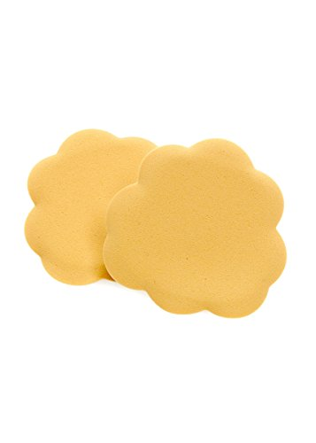 Foot Petals - Tip Toes - Almohadilla - Media plantilla de Poron® (Beige)
