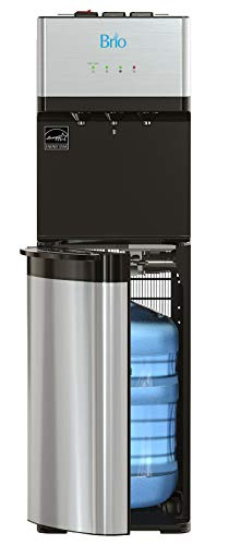 Brio Self Cleaning Bottom Loading Water Cooler Water Dispenser – Limited Edition - 3 Temperature Settings - Hot, Cold & Cool Water - UL Energy Star Approved
