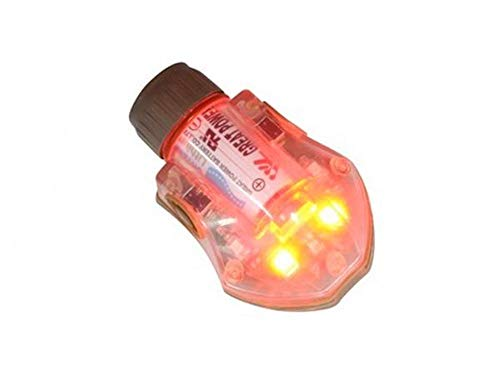 FMA Airsoft Light Flashlight IR Red Helmet Manta Strobe Tan Sand DE