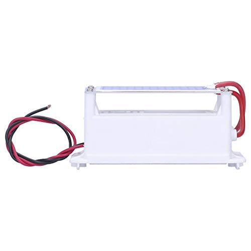 Emoshayoga Ozonizador De Placa De Cerámica De Placa Generadora De Ozono para Secadoras para Lavavajillas(Pink)