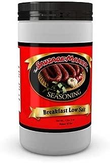 The Sausage Maker - Low Salt Breakfast Sausage Seasoning, 1 lb. 8 oz.