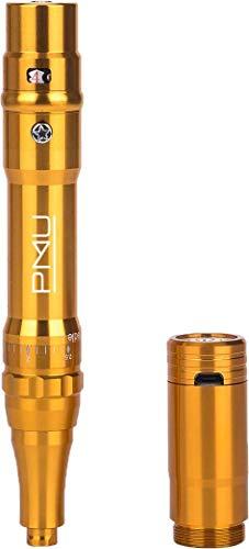 M PMU Gold Wireless/Cordless PMU Machine - Ombre Powder Brows Miroblading Shading Eyeliner Lip Microshading