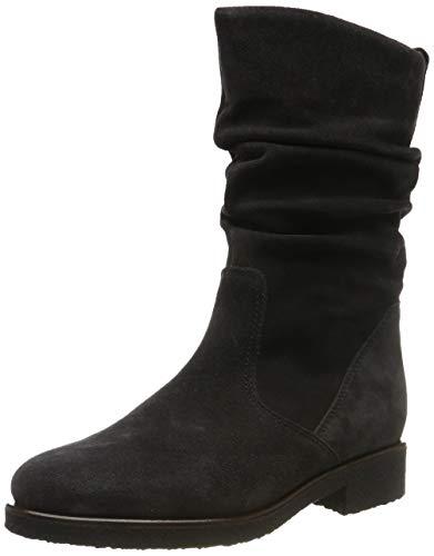 Gabor Shoes Damen Comfort Sport Stiefeletten, Grau (Dk-Grey(S.Blurosso/Core/Mel) 39), 39 EU