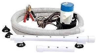 Seachoice 19481 12V Aeration and Pump System - Includes 5 Feet of Flexible Hose - 360 GPH