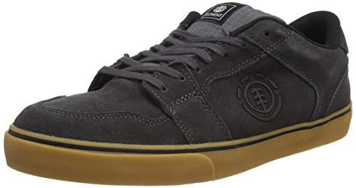 Element Herren Heatley Sneaker, ASPHALT GUM, 45 EU