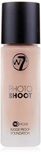 W7Photo Shoot 16Hora líquido Buff Base, 28ml