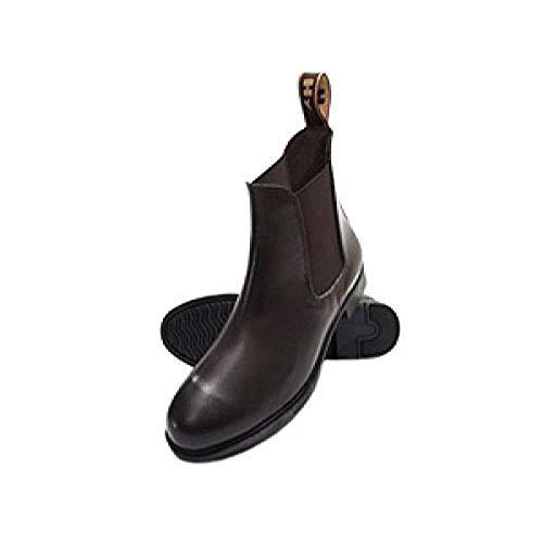 Battle, Hayward and Bower HyFOOTWEAR Durham Jodhpur-Boots: Braun: 3