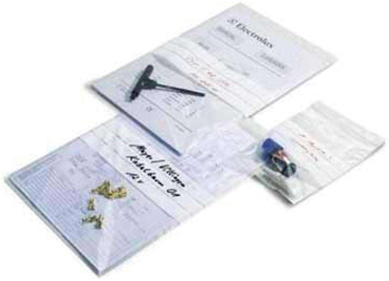 PE-Druckverschlussbeutel, 80x120mm, 50µ (BxL), transparent, transparent, transparent, Beschriftungsfeld, geeignet für Lebensmittel, 3000 Stk. B07H5W75MS    | Ermäßigung  22878d
