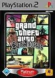 grand theft auto: san andreas [platinum] [edizione: germania]