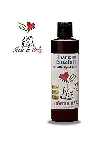 MAM10C Shampoo Cuccioli, AMBRA