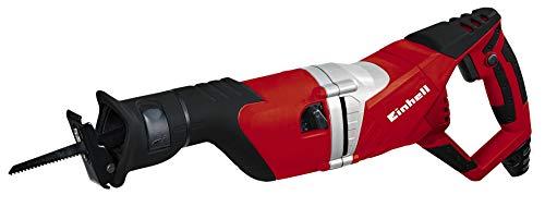 Einhell RT-AP 1050 E - Sierra sable universal, 2700 cortes/min, 1050 W,...