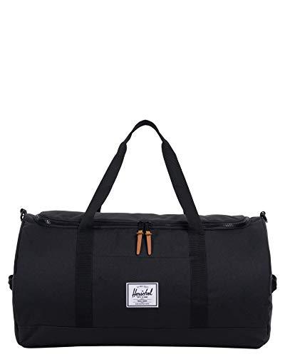 Herschel Supply Co. Sutton Duffle Bag, Black, One Size