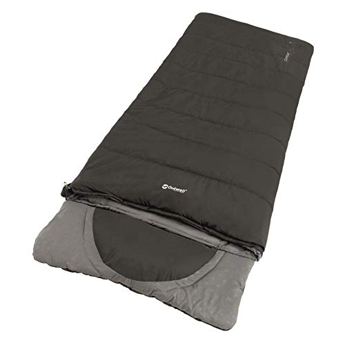 Outwell Unisex– Erwachsene Contour Schlafsack, Mehrfarbig, One Size