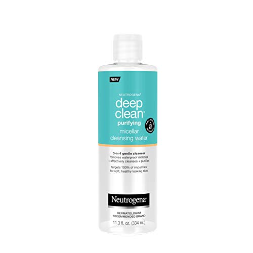 Neutrogena Deep Clean Purifying Micellar Water