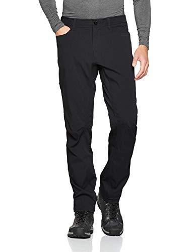 Under Armour Enduro Pant Pantalones, Hombre, Negro (Black/Black 001), 32W / 30L