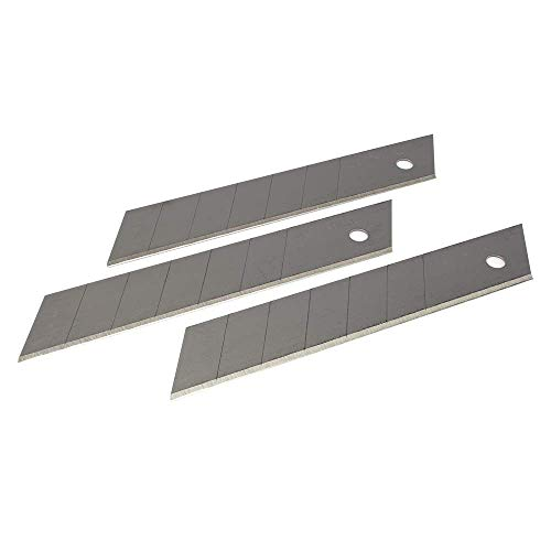 CRAFTSMAN Utility Knife Blades, 25mm, 3-Piece (CMHT11325)