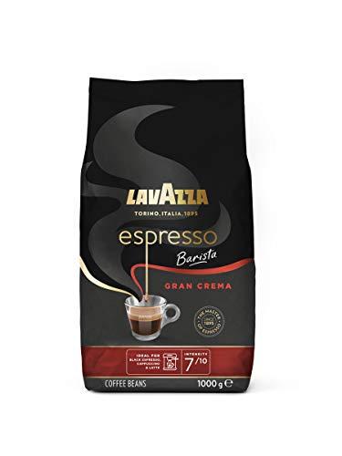 Lavazza Espresso - Barista Gran Crema - Aromatische Kaffeebohnen - 6er Pack (6 x 1 kg)