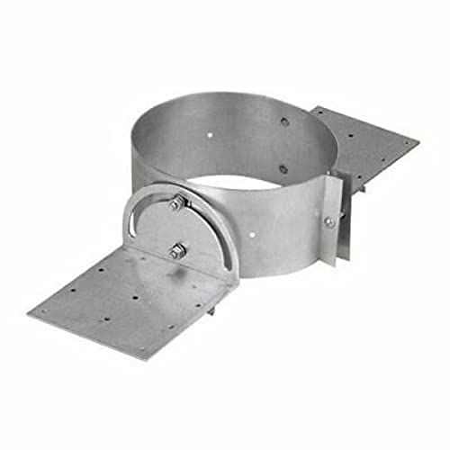DuraVent 6DT-ARS DuraTech 6' & 8' Adjustable Roof Support, Galvanized