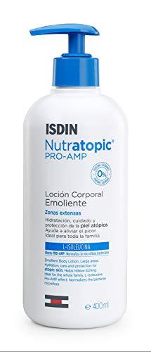 ISDIN Nutratopic Loción Corporal Emoliente - 400 ml