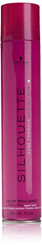 Schwarzkopf Silhouette Color Brilliance Hairspray strong hold, 500 ml, 1er Pack, (1x 500 ml)