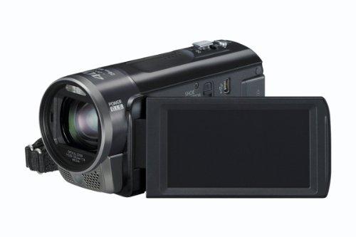 Panasonic HDC-SD99EG-K Full HD Camcorder (SD-Kartenslot, 21-fach opt. Zoom, 7,6 cm (3 Zoll) Touch-Display, Bildstabilisator, 3D kompatibel) schwarz